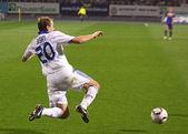 Oleg Gusev of Dynamo Kyiv — Stock Photo