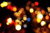 Abstract bokeh background — Stock Photo