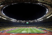 Olympic stadium (NSC Olimpiysky) in Kyiv — Stockfoto