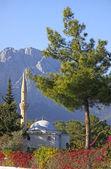 Mosque In Kemer, Turkey — Stock Photo