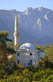 Mezquita en kemer, turquía — Foto de Stock