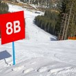 Bukovel ski resort, Carpathians, Ukraine — Stock Photo