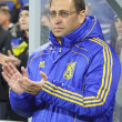 Head coach of Ukraine (Under-21) National Team Pavlo Yakovenko — Stock Photo