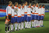 Holland (Under-21) National team — Stock Photo