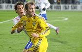 Roman zozulya ukrajiny a dirk marcellis, holandsko — Stock fotografie