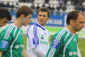 Andriy Shevchenko of Dynamo Kyiv — Stock Photo