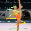 Rhythmic Gymnastics World Cup - Foto Stock