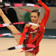 Rhythmic Gymnastics World Cup - 图库照片