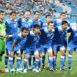 Uzbekistnational football team — Stock Photo #9420912