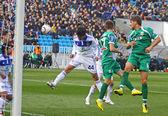 Leandro Almeida of Dynamo Kyiv — Stock Photo
