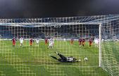 FC Dynamo Kyiv vs FC Sevastopol — Stock Photo