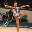 Rhythmic Gymnastics World Cup — Stock Photo #9556743