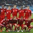 Canada national soccer team - Stock Photo