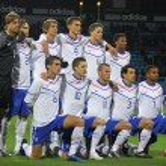 Holland (Under-21) national team — Stock Photo #9557003