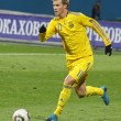 Andriy Yarmolenko of Ukraine — Stock Photo