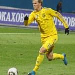 ������, ������: Andriy Yarmolenko of Ukraine