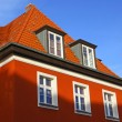 Stock Photo: Typical german residential house