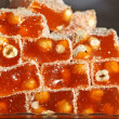 Sweet Turkish Delight - Stock Photo