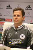 Oliver Bierhoff of Germany — Stock Photo
