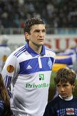 Goran Popov of Dynamo Kyiv — Stock Photo