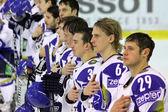 Kazakhstan ice-hockey national team — Stock Photo