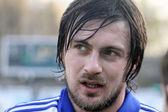 Artem Milevskyy of Dynamo Kyiv — Stock Photo