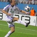������, ������: Oleg Gusev of Dynamo Kyiv