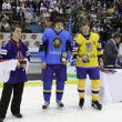 Individual Awards of IIHF World Championship — ストック写真