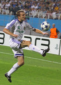 Oleg Gusev of Dynamo Kyiv — Stock Photo