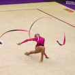 Rhythmic Gymnastics World Cup — Stock Photo #9918237