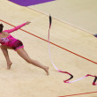 Rhythmic Gymnastics World Cup — Stock Photo #9918238