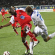 Dynamo Kyiv vs SC Braga — Stock Photo