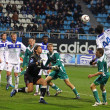 FC Dynamo Kyiv vs FC Obolon - Stock Photo