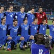 Italy National Football team - Foto Stock