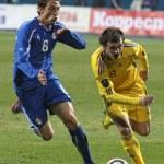 Постер, плакат: Ukraine vs Italy
