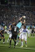 Dynamo Kyiv vs Besiktas — Stock Photo