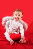 Valentine's amour — Stock Photo