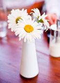 Cafe decoration — Stock Photo