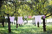 Abbigliamento bambino — Foto Stock
