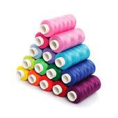 швейные нитки — Стоковое фото