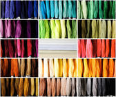 Threads for embroidery — Stock Photo