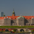 Warsaw, Poland. Old Town - famous Royal Castle. UNESCO World Her — Stock Photo #10692667