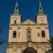 Old Church of Sts. Floriin Krakow. Poland — Stock Photo #10692877