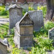 Stock Photo: Remuh Cemetery in Krakow, Poland, is Jewish cemetery estab