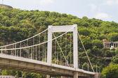 Bridge in Budapest, Hungary — Stock Photo