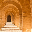 Interior of Great Mosque in Mahdia, Tunisia — Stock fotografie #8776825