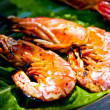 Stock Photo: Shrimp grilled