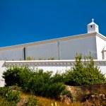Greek tradition architecture — Stock Photo