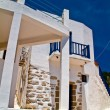 Greek tradition architecture — Stock Photo