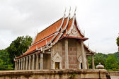 Beautiful Thai Temple in Thailand — Foto de Stock